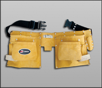 Quality Double Leather Tool Pouch