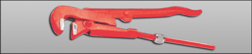 Swedish Type Pipe Wrench